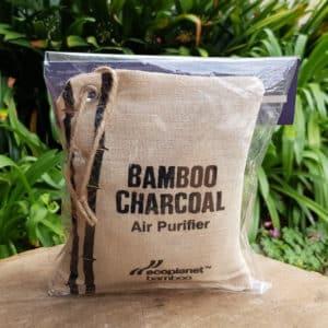 Bamboo Charcoal Air Purifying Bags, Medium (Ecoplanet Bamboo)