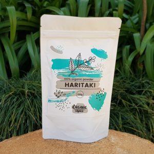 Organic Haritaki Powder, 100g (Organic Choice)