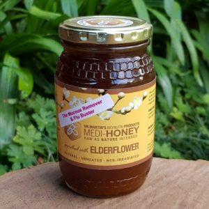 Medi-Honey with Elderflower (Nutri-Consult)