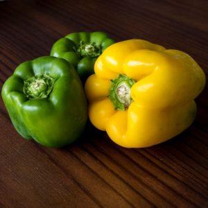 Organic Mixed Peppers, 3s (Urban Fresh)