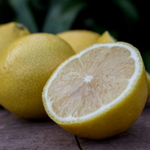 Organic Lemons, 1kg (Urban Fresh)