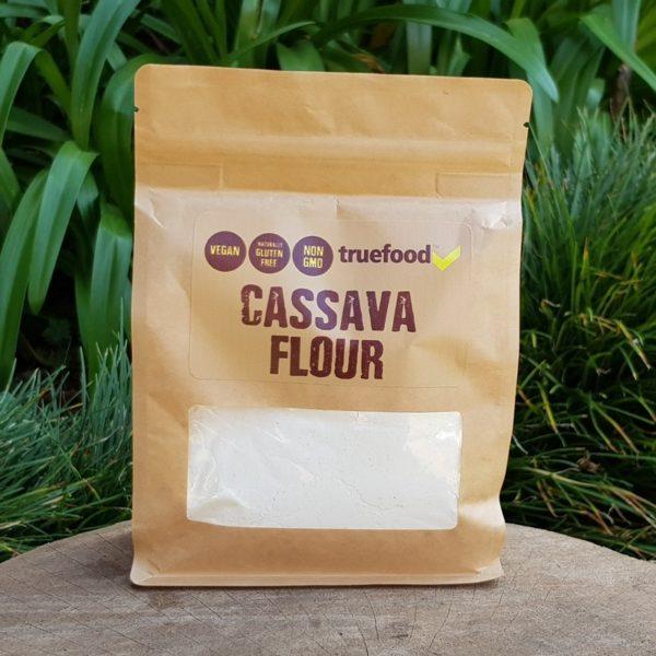 Truefood Cassava Flour, 400g (Absolute Organix)
