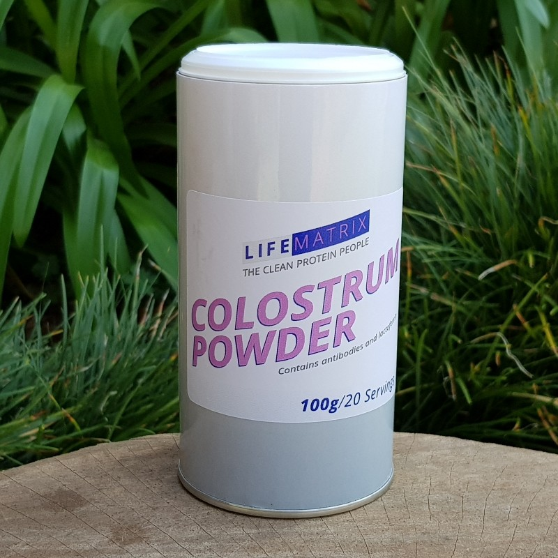 Lifematrix Colostrum Powder, 100g (Absolute Organix ...