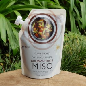 Organic Japanese Brown Rice Miso (Clearspring)