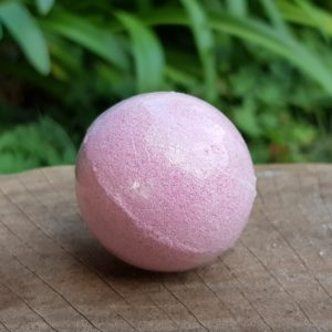 Fizz Ball, Rose (Escentia)