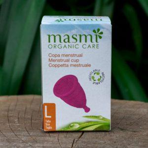 Menstrual Cup, large (Masmi)