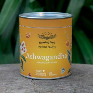 Ashwagandha, 90 capsules (Soaring Free Superfoods)