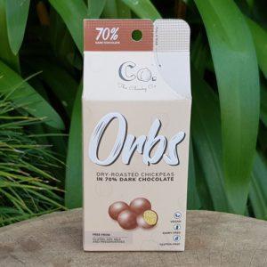 70% Dark Chocolate Orbs (Cheaky Co)