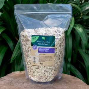 Gluten Free Rolled Oats, 1kg (Health Connection)