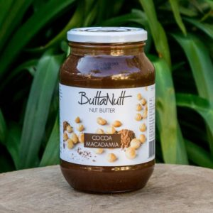 Cocoa Macadamia But Butter, 1kg (ButtaNutt)