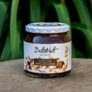 Cocoa Macadamia But Butter, 250g (ButtaNutt)