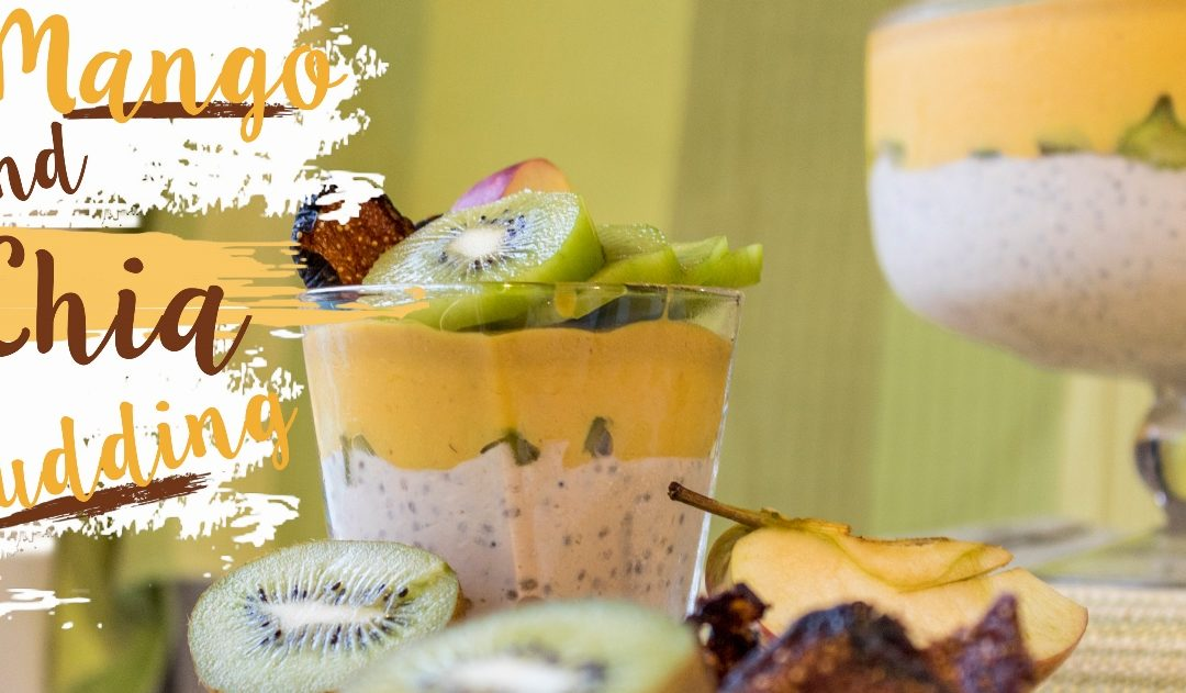 Mango & Chia Pudding Recipe