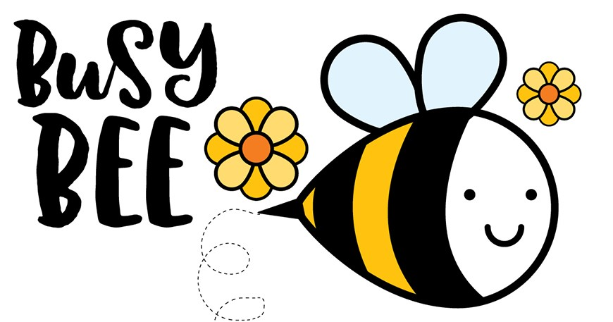Busy Bee Free Kids Printables